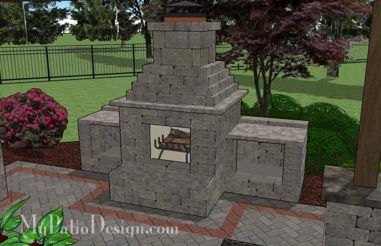 Paver Patio #C-087501-01
