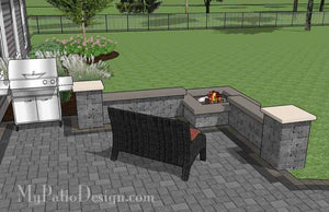 Paver Patio #S-038001-03