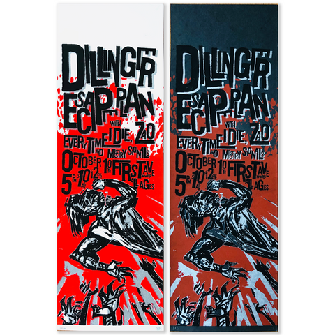 The Dillinger Escape Plan - 10/10/09