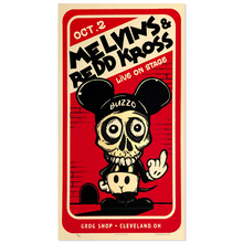 Load image into Gallery viewer, Melvins/Redd Kross - 10/24/019