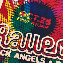 Load image into Gallery viewer, Raveonettes + The Black Angels - 10/26/09