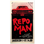 Repo Man - Movie poster