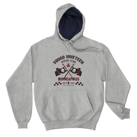 Squad19 Speed Club Champion Hoodie