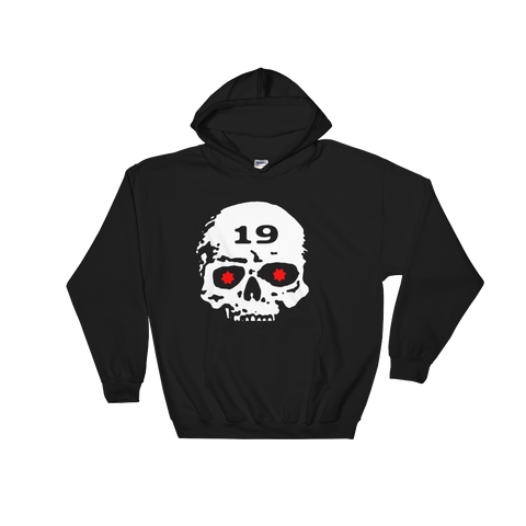 Squad19 Skateboards Pullover Hoodie