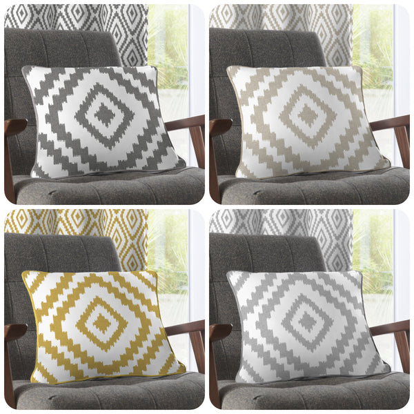 Navaho - 100% Cotton Filled Cushion - by Fusion
