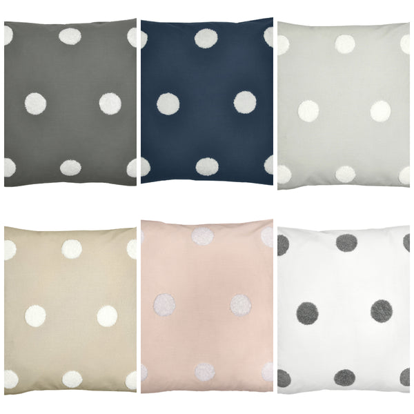 Dot Garden - Filled Cushion - by Appletree Signature