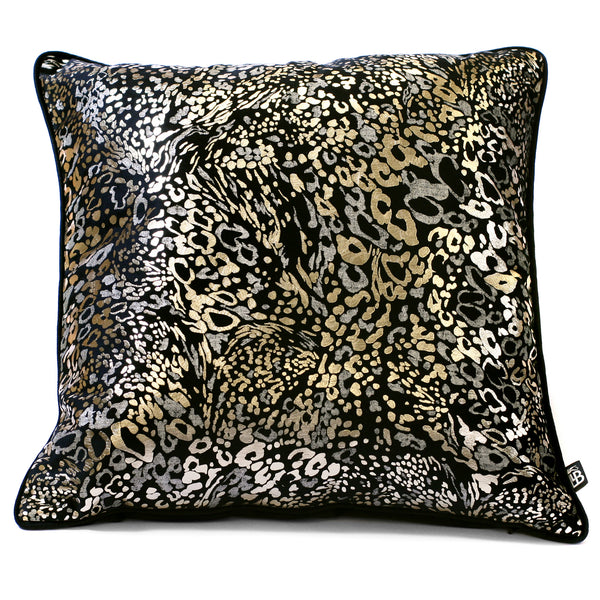 Animal - Luxury Velvet Filled Cushion by Laurence Llewelyn-Bowen