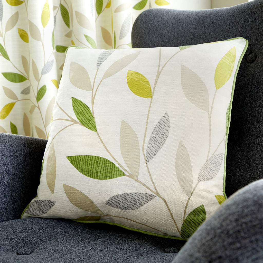 Beechwood - Filled Square Cushion - by Fusion