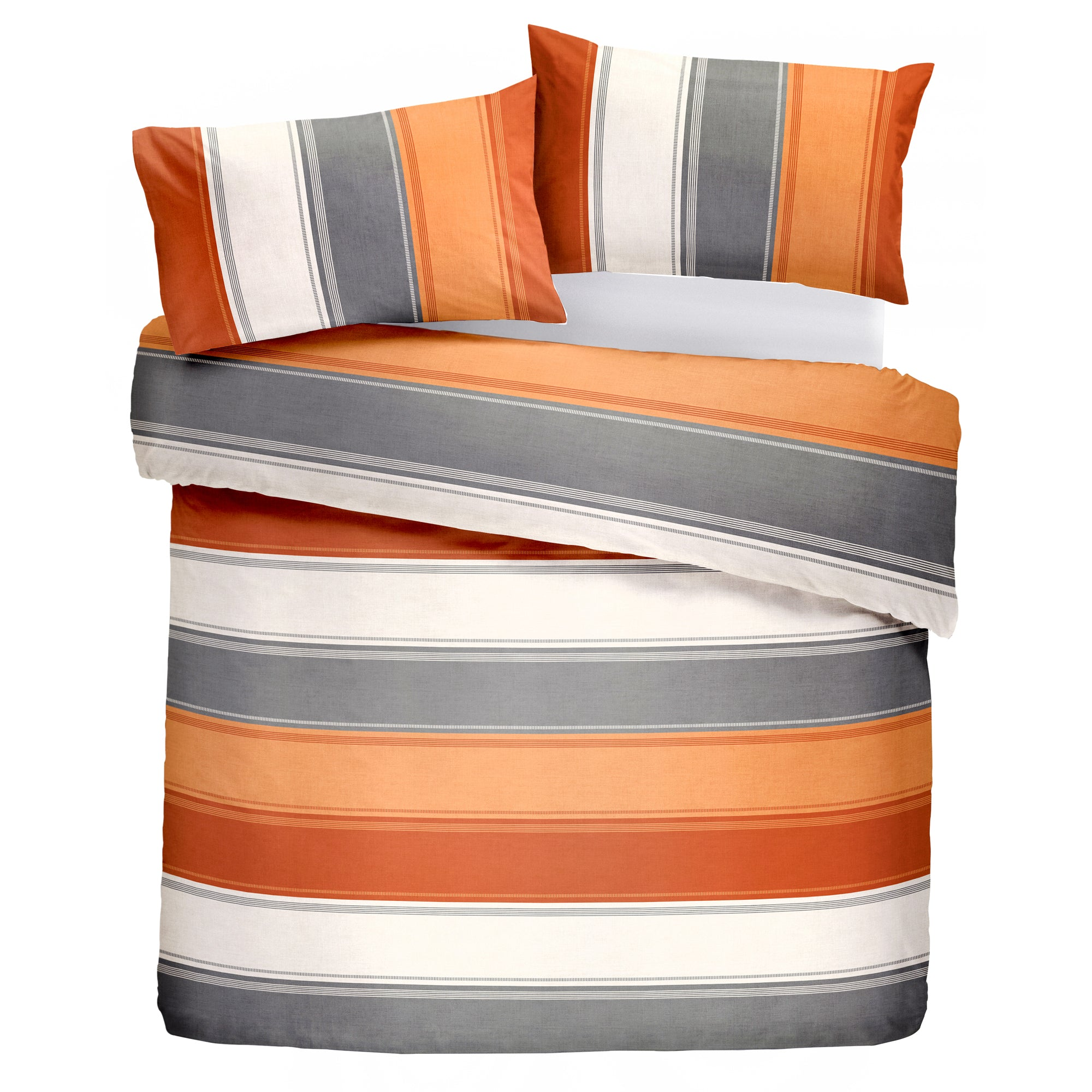 Betley Spice- Easy Care Duvet Cover Set - By Fusion