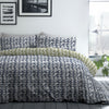 Carson - Easy Care Duvet Cover Set in Navy - By Fusion