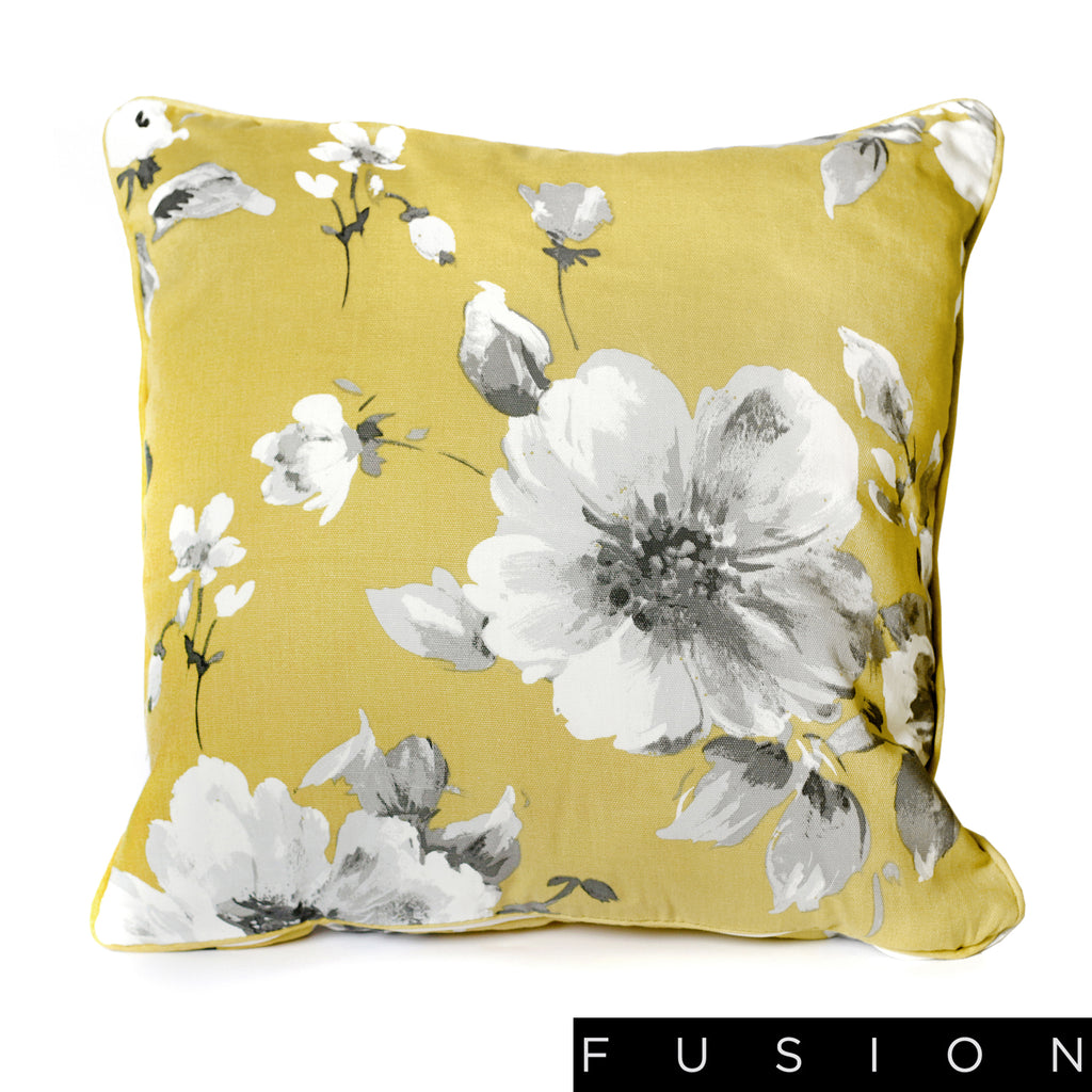 Charity - Filled Square Cushion - by Fusion