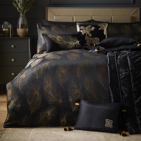 Dandy - Jacquard Woven Duvet Cover Set by Laurence Llewelyn-Bowen