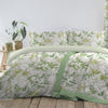 Delamere - Easy Care Bedding & Curtains in Green - by Dreams & Drapes