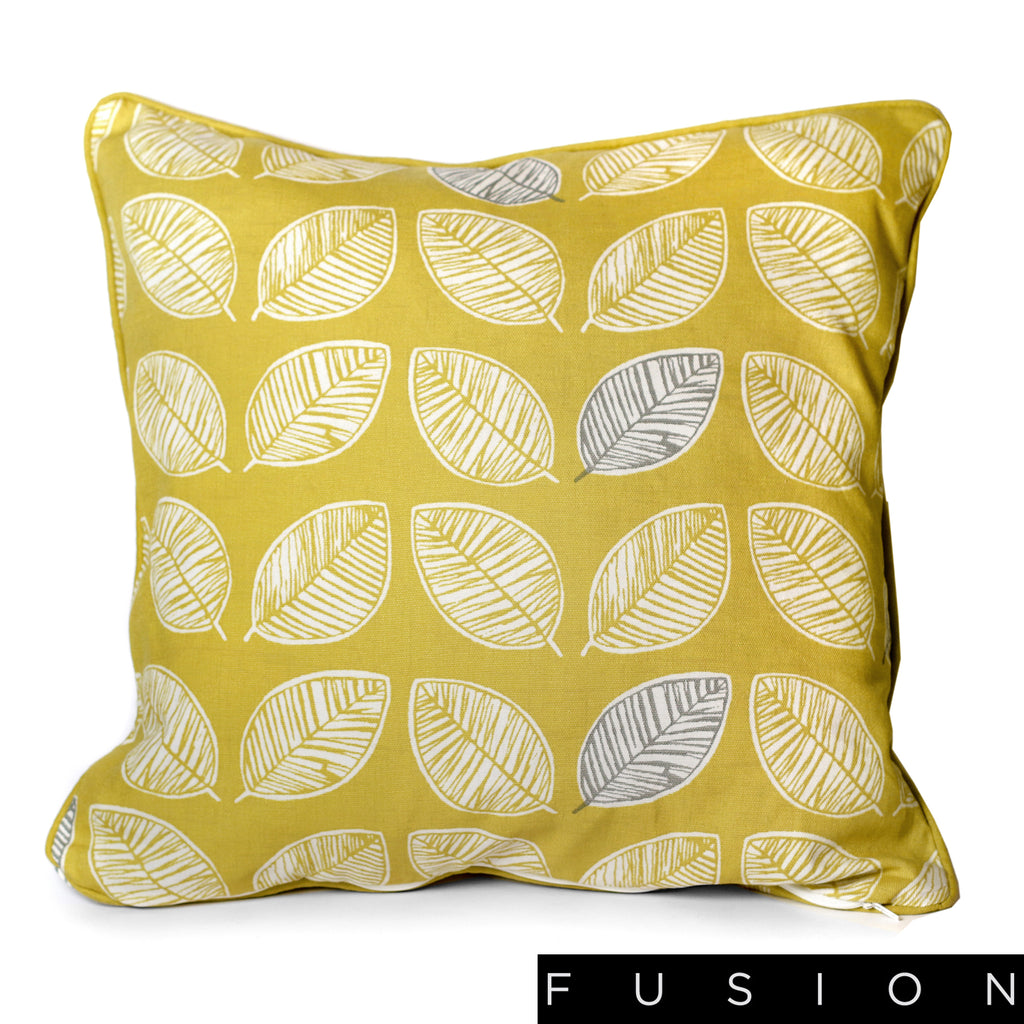 Delft - Filled Square Cushion - by Fusion