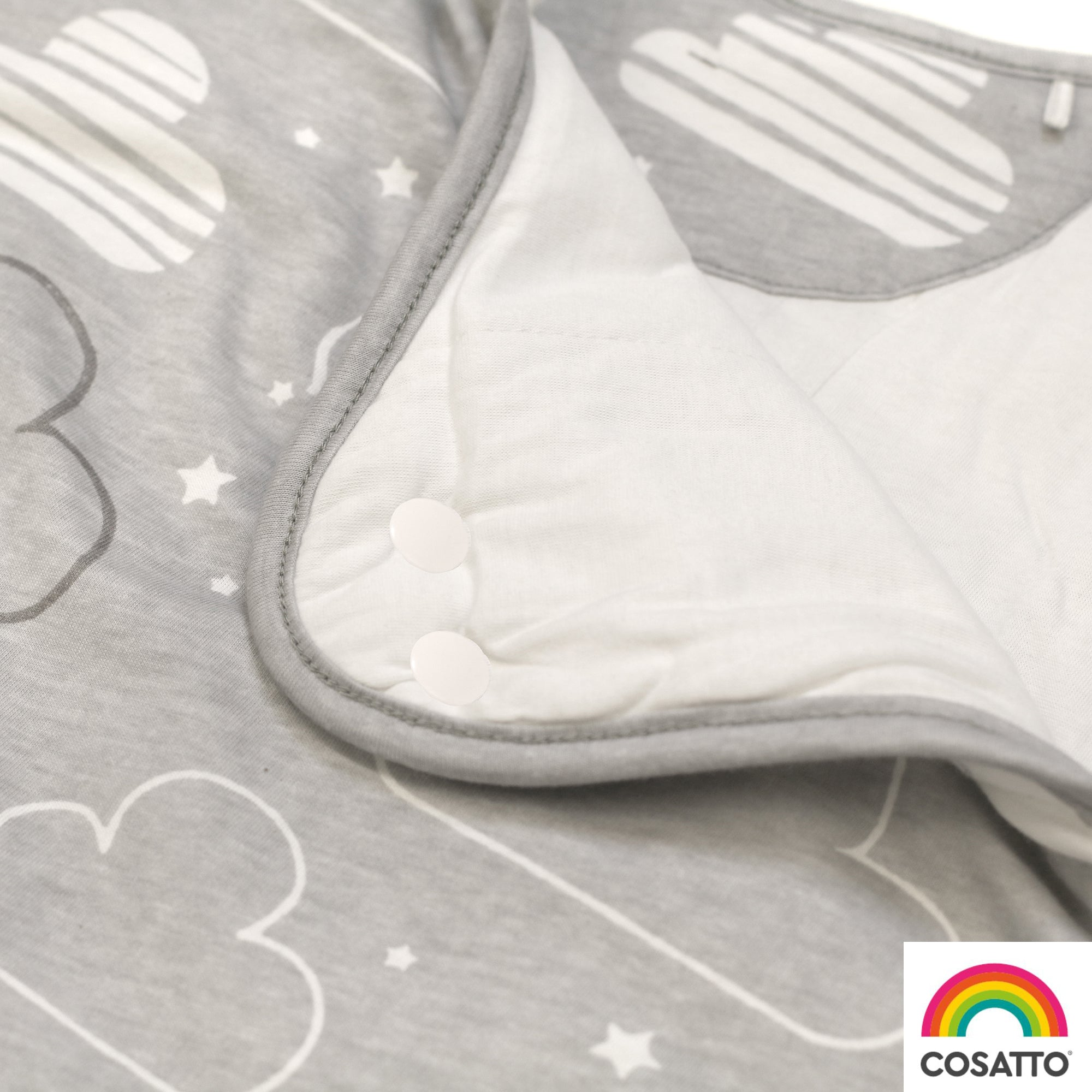 Fairy Clouds - Childs Sleeping Bag - Cosatto