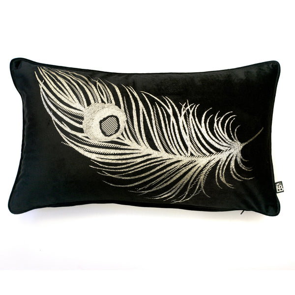 Dandy - Luxury Velvet Filled Cushion by Laurence Llewelyn-Bowen