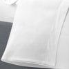 Plain Dye 200 TC Percale Flat Sheet -  in White by Appletree