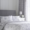 Freya - Easy Care Duvet Cover Set & Blackout Curtains - by Dreams & Drapes