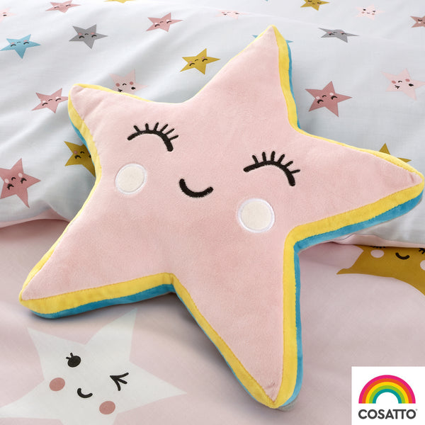 Happy Stars - Cuddly Cushion - Cosatto