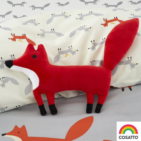 Mister Fox - Cuddly Cushion - Cosatto