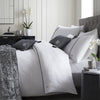 Savoy Stripe - Embroidered Logo Duvet Cover Set by Laurence Llewelyn-Bowen