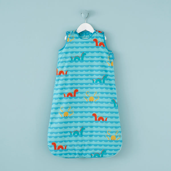 Sea Monsters - Baby Sleeping Bag by Cosatto