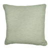 Sorbonne - Filled Green Square Cushion - by Fusion