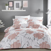 Starline Blush - Geometric Easy Care Bedding - by Dreams & Drapes