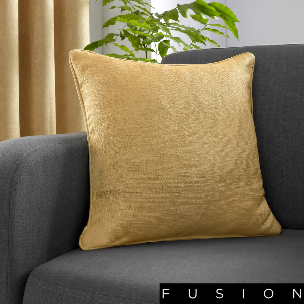 Strata - Filled Square Cushion - by Fusion