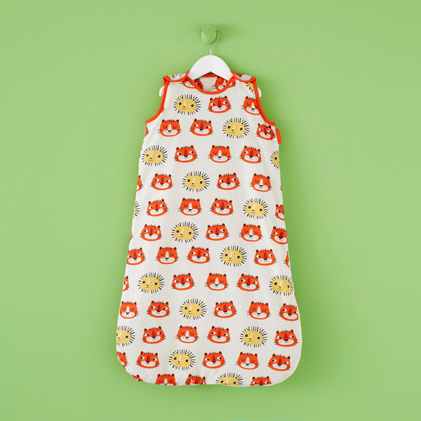 Tiger Tropics - Baby Sleeping Bag by Cosatto