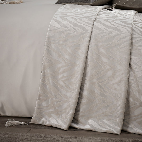 Zsa Zsa - Tasseled Bedspread - By Caprice Home