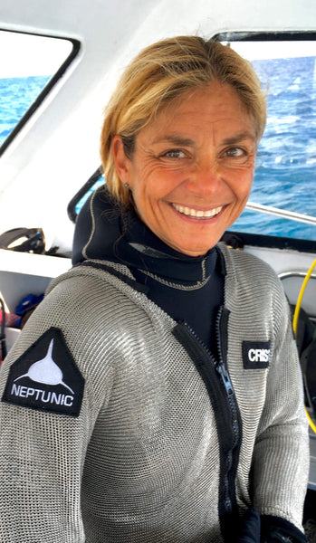 A guest blog from Cristina Zenato, Our View on Sharks