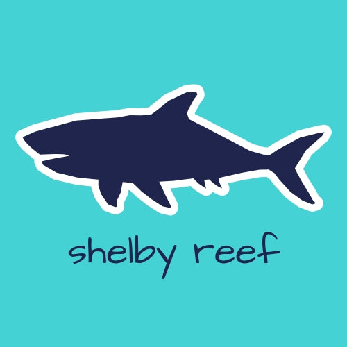 Shelby Reef is born...