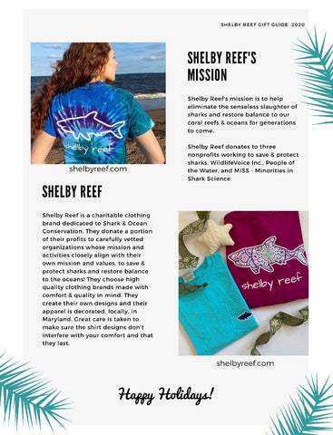 2020 Gift Guide Shelby Reef