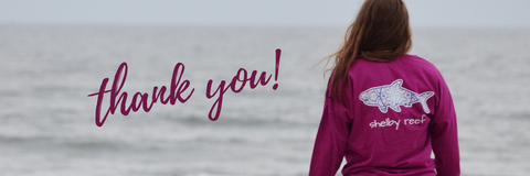 Shelby Reef Blog Thank you! 2020 Year in review