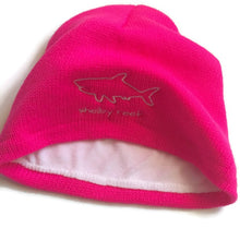 Load image into Gallery viewer, Fleece Lined Beanie - Neon Pink