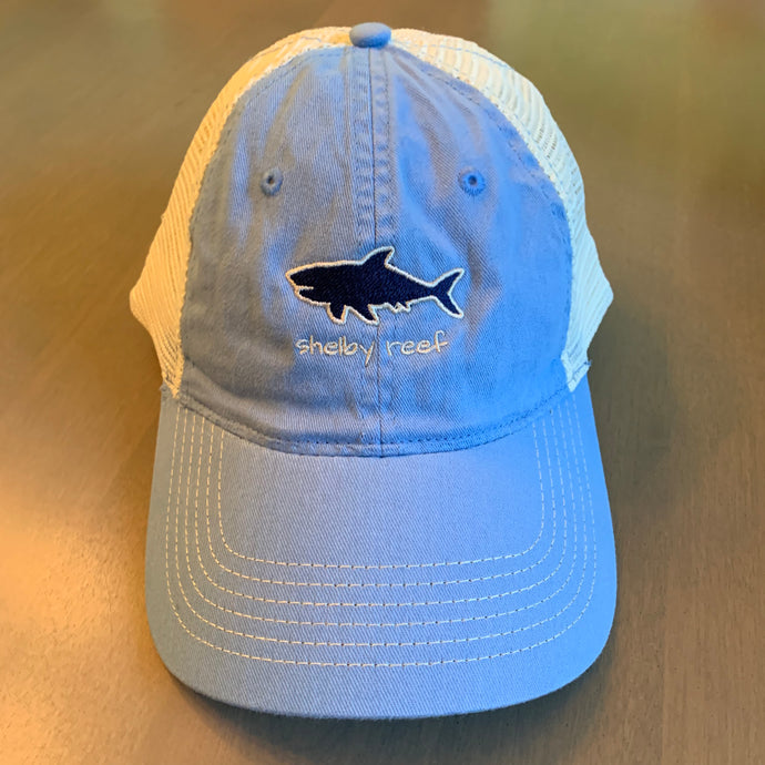 Trucker Hat - Carolina Blue