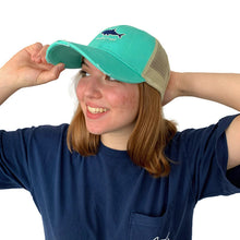 Load image into Gallery viewer, Trucker Hat - Mint