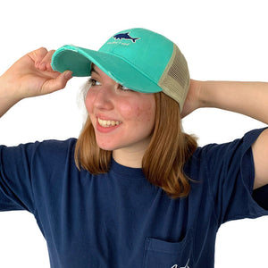 Trucker Hat - Mint