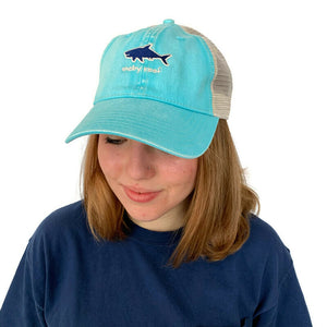 Trucker Hat - Lagoon Blue