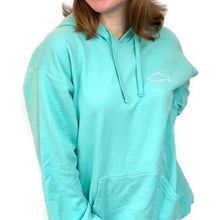 Load image into Gallery viewer, Adult Mandala Hoodie - Mint