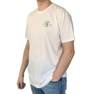 Adult Short Sleeve T-Shirt - No Blue/No Green