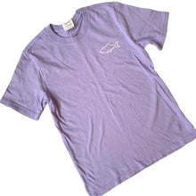 Load image into Gallery viewer, Youth Short Sleeve T-Shirt - Waves Violet