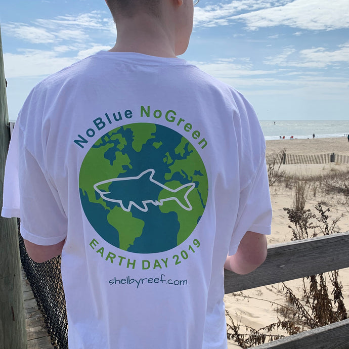 Adult Short Sleeve T-Shirt - Earth Day 2019
