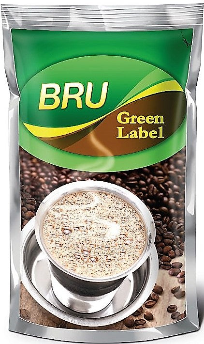 Bru Coffee Green Label