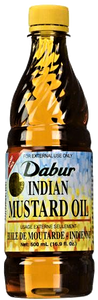 Indian Mustard Oil 500ml - grocerybasket.ca