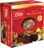 Elite Rich Plum Cake (Dry Fruit Cake) 500g പ്ലം കെയ്ക് - grocerybasket.ca