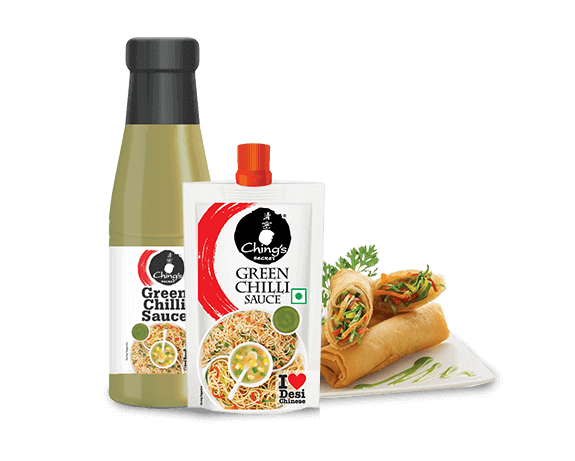 Ching's secret Green Chilli Sauce 170ml - grocerybasket.ca
