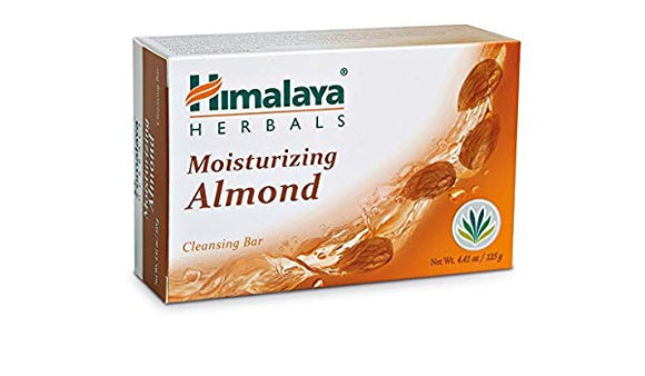Moisturizing Almond Cleansing Bar 125g - grocerybasket.ca