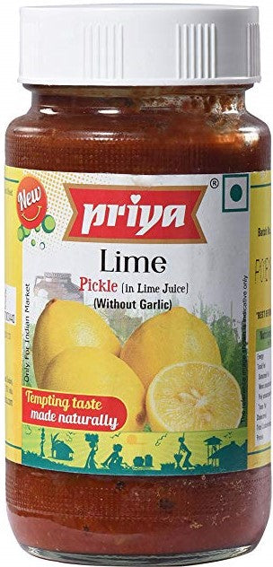 Lime pickle (Pickled Diced Lime) Without Garlic